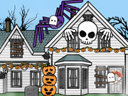 Halloween House Decorator