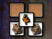 Pets Memory Game