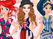 Tokyo Or London Style: Princess Choice