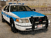 Ford Police Puzzle