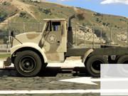 Barracks Semi Truck