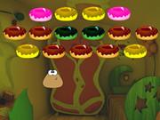 Pou Loves Donuts