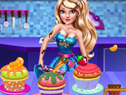 Cupcakes Chef