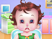 Baby Lisi Hospital Care