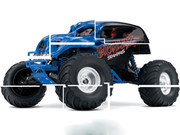 Monster Truck Jigsaw Html5