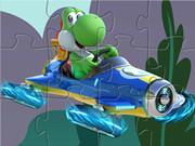 Yoshi Future Car Puzzle