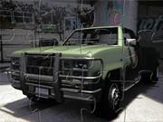 Bobcat Truck Jigsaw