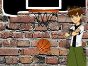 Ben10 Basketball Free Throws