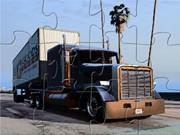 Peterbilt Semi Truck Jigsaw