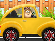 Pou Drives To Go Shopping