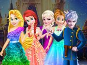 Princesses Firework Party