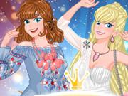 Princesses Fashion Wars Feathers Vs Denim