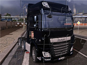 Daf Truck Puzzle