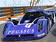 Fast Car Jigsaw