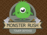 Monster Rush Tower Defense