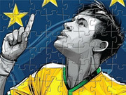 Neymar Football Star