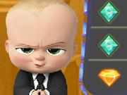 Boss Baby Jewel Match
