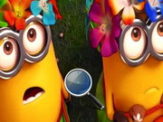 Despicable Me 3 Hidden Letters