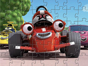 Roary Racing Car Puzzle