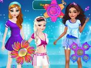 Princesses Fidget Spinner Competition