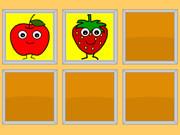 Funny Fruits Memory