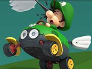 Baby Luigi Car Puzzle