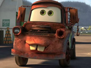 Mater Cars Puzzle