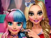 Cuties Candy Makeup