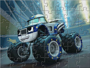Darington Monster Machine Jigsaw