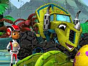 Zeg Monster Machine Jigsaw