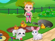 Baby Hazel Duck Life