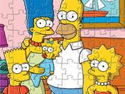 Simpsons Jigsaw