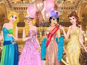 Prom Ball At Princess School