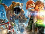 Lego Jurassic World Jigsaw