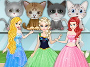 Princesses Choose Pet