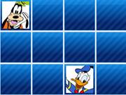 Stars Of Disney - Memory Game