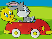 Bugs Bunny And Tweety Puzzle