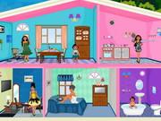 Princess Moana Dollhouse Decor