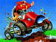 Dr. Eggman Puzzle