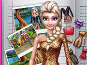 Ice Princess Doll Creator