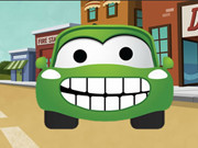 Funny Cartoon Cars Memory