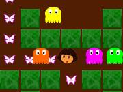 Dora Collect Butterflies