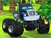 Crusher Monster Machine Jigsaw