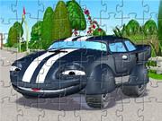 Wacky Wayne Puzzle