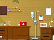 Knf Escape From A Hospital Icu Room