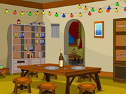 Knf Escape From Easter Celebration House