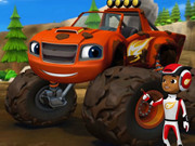 Blaze And The Monster Machines Keys
