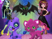 Monster High Fashion Pets