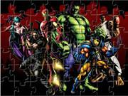 Marvel - Capcom 3 Jigsaw
