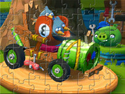 Angry Birds The Blues Racers